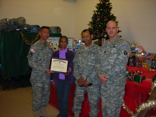 OP Christmas 163rd Unit Christmas Party 6245
