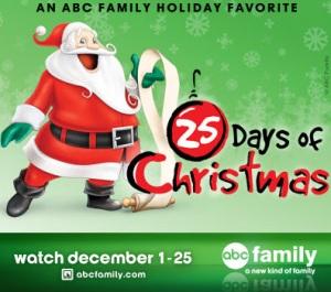 ABCfamily25DaysChristmasLogo