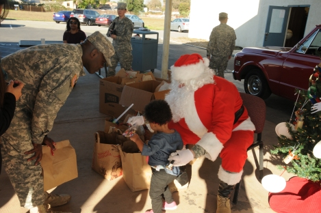40th ID HHC Dec 6, 2014 Unit Christmas Party 1