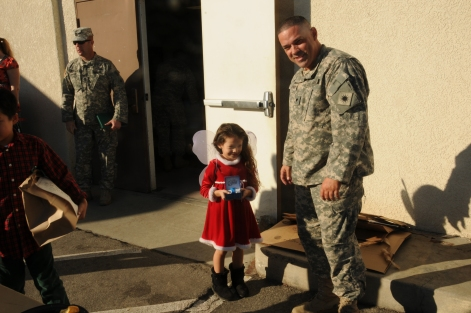 40th ID HHC Dec 6, 2014 Unit Christmas Party 3