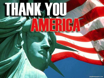To All The Faithful Americans And Our Friends Across The Globe, Thank You..!  | Yellow Ribbon America