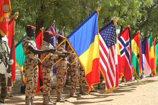 Flintlock 2017 kicks off in N'Djamena, Chad