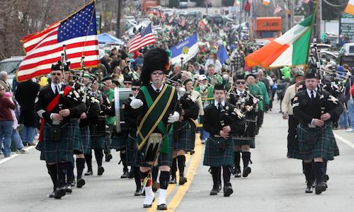 St. Patrick Day Parade