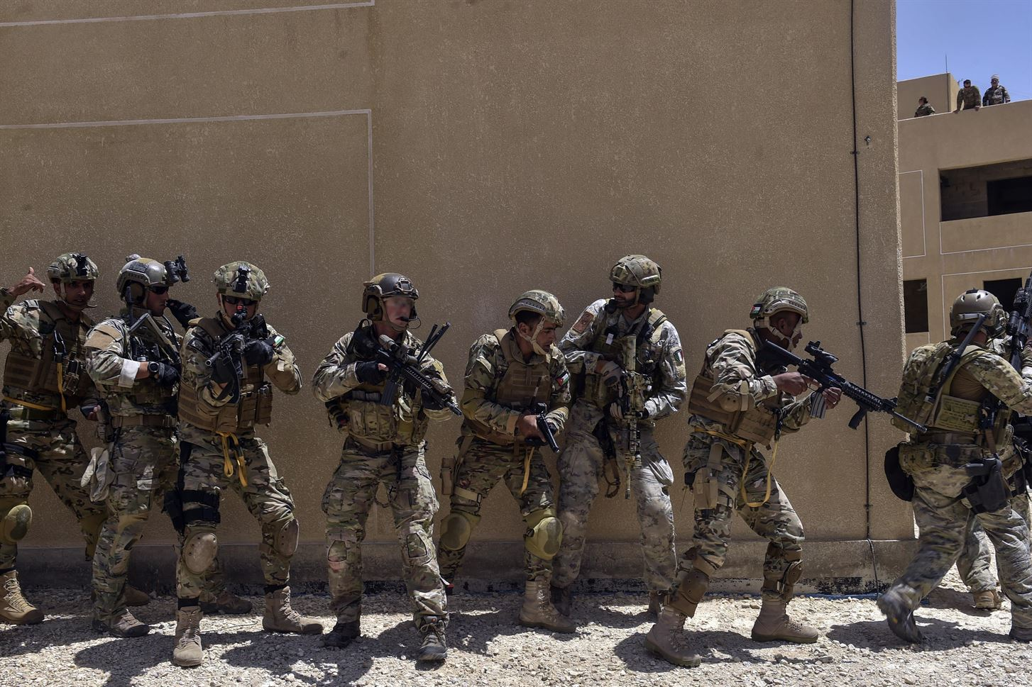 special operations team demo - HD1454×969