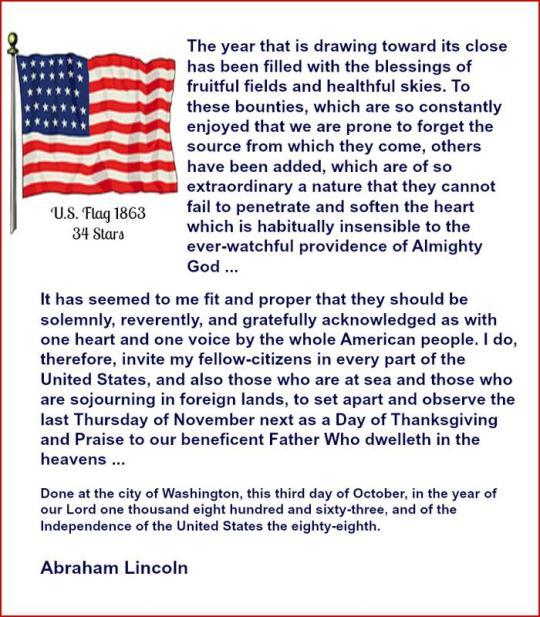 Abe Thanksging