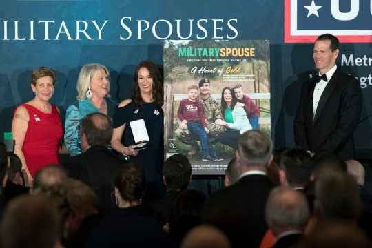 USO Names Military Spouse of the Year